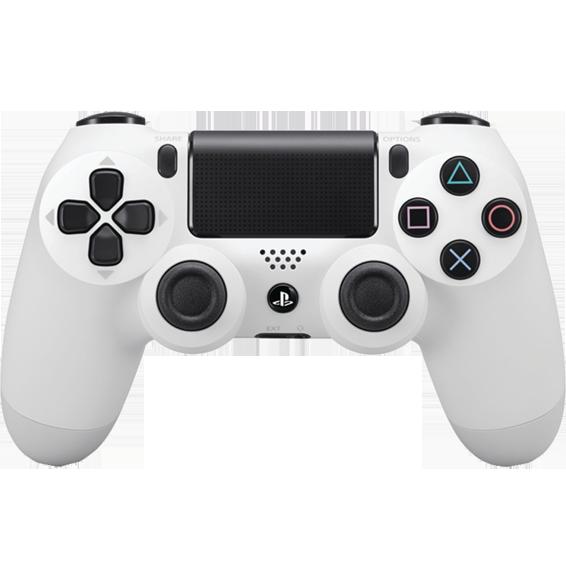 Dual Shock Controler PS4-  white