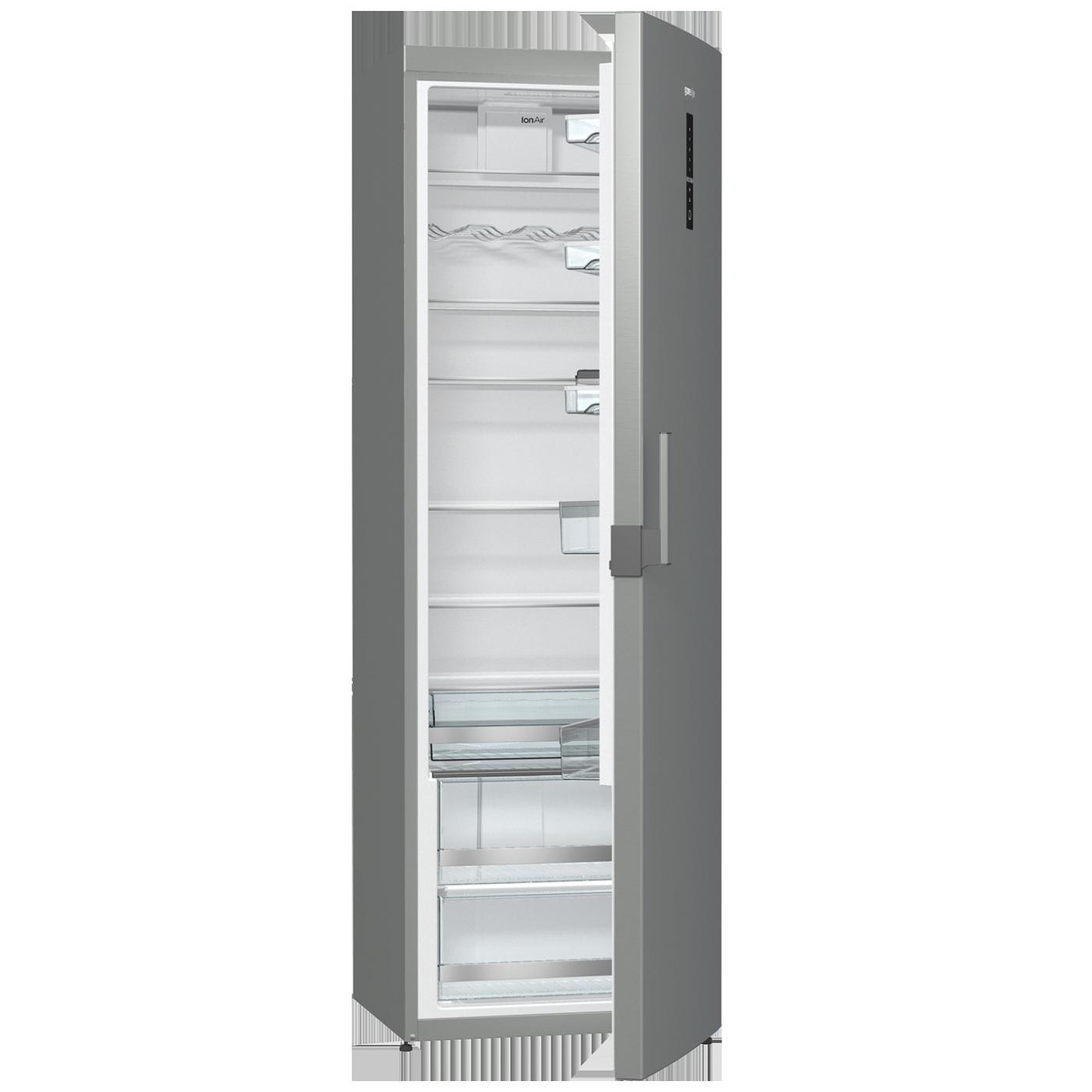 Frižider, neto zapremina 370 l, A++, INOX