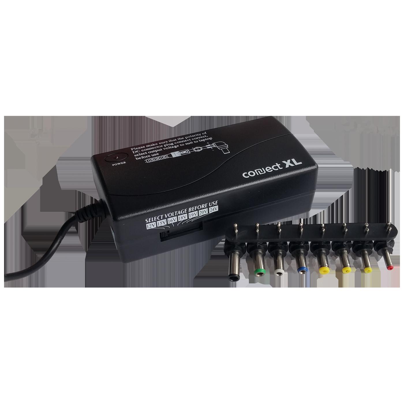 Adapter za laptop, univerzalni, 70W, 100VA, 8 priključaka