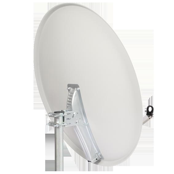 Antena satelitska, 80cm, Triax ledja i pribor, BOX