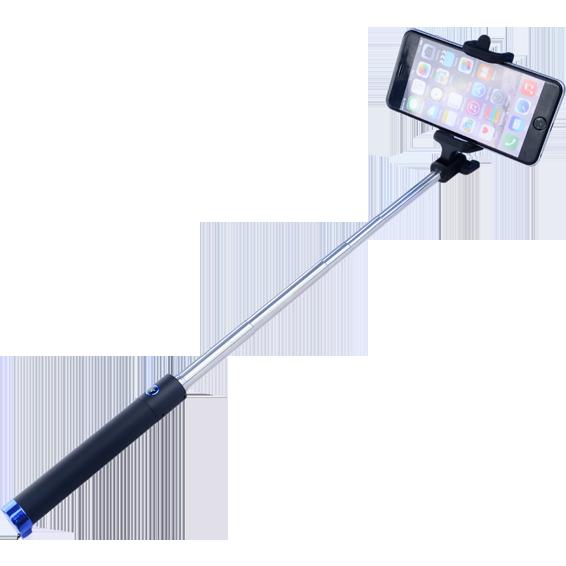 Selfie stick za smartphone, bluetooth, 80 cm