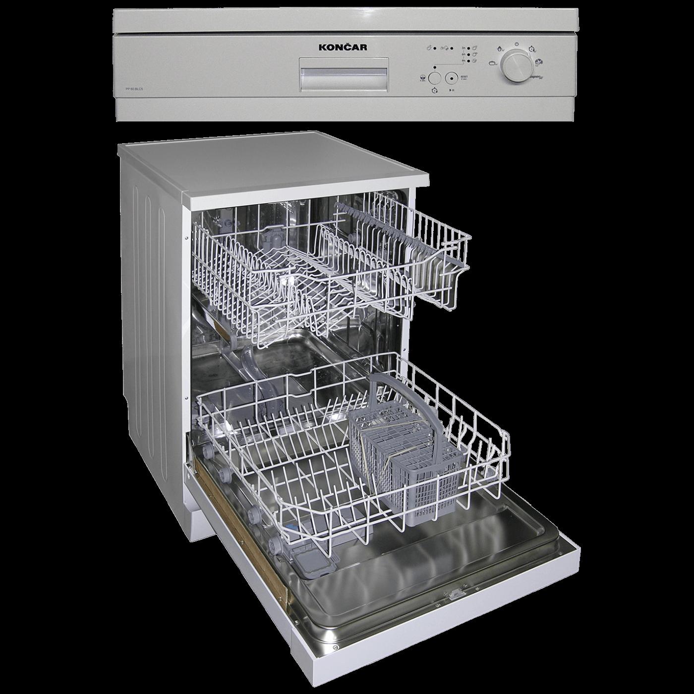 Mašina za suđe, 12 setova, 5 programa, A++
