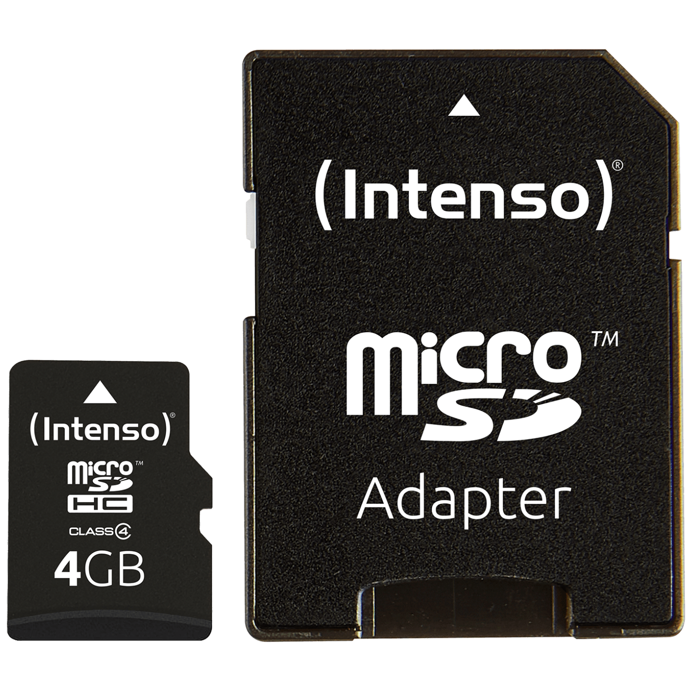 SDHCmicro+ad-4GB/Class4