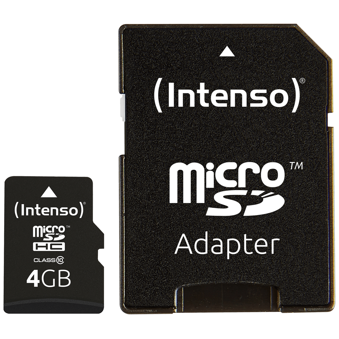 SDHCmicro+ad-4GB/Class10