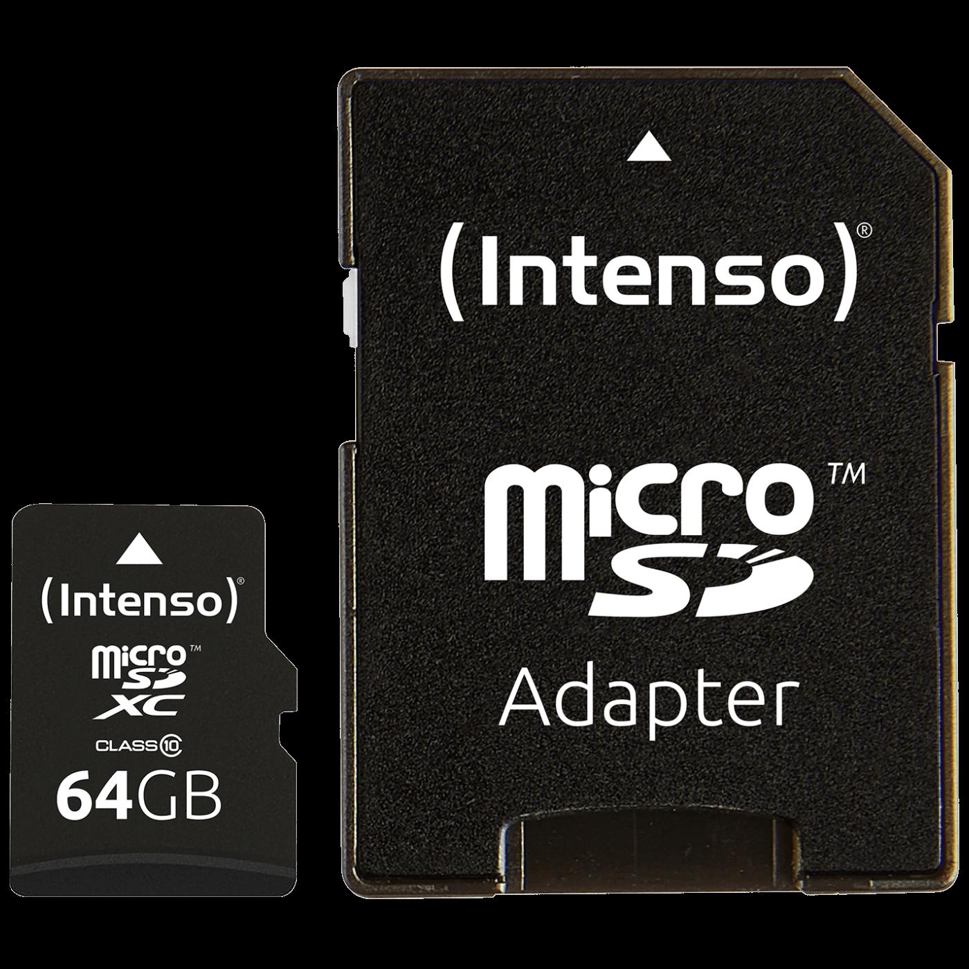 Micro SD Kartica 64GB Class 10 sa adapterom