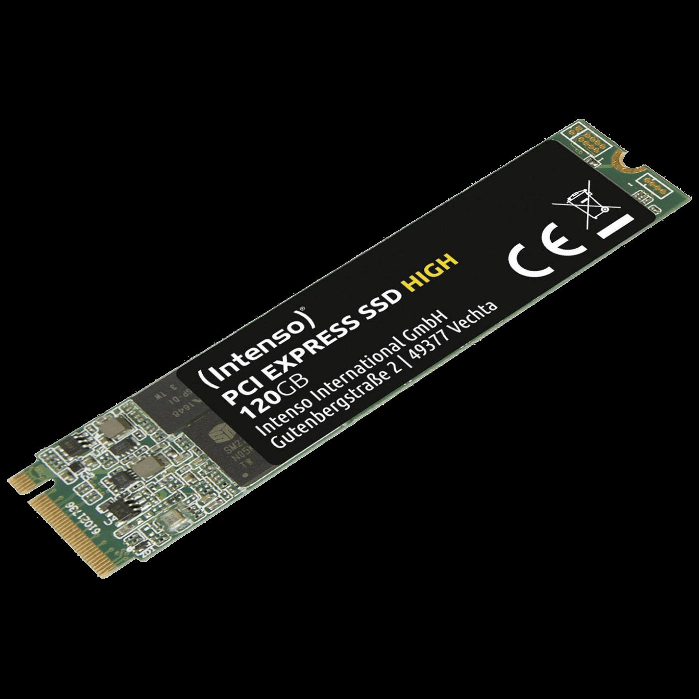 SSD M.2 2280, PCIe, kapacitet 120 GB