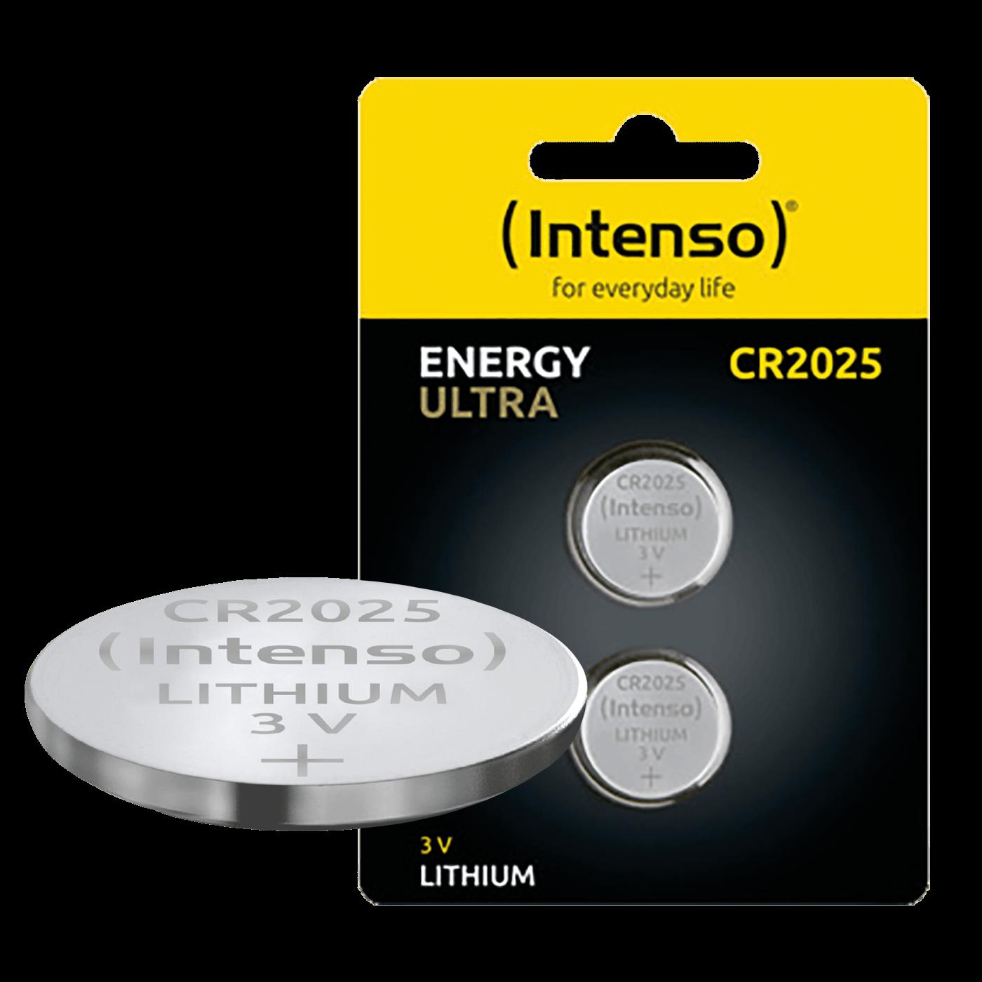 Baterija litijska, CR2025/2, 3 V, dugmasta,  blister  2 kom