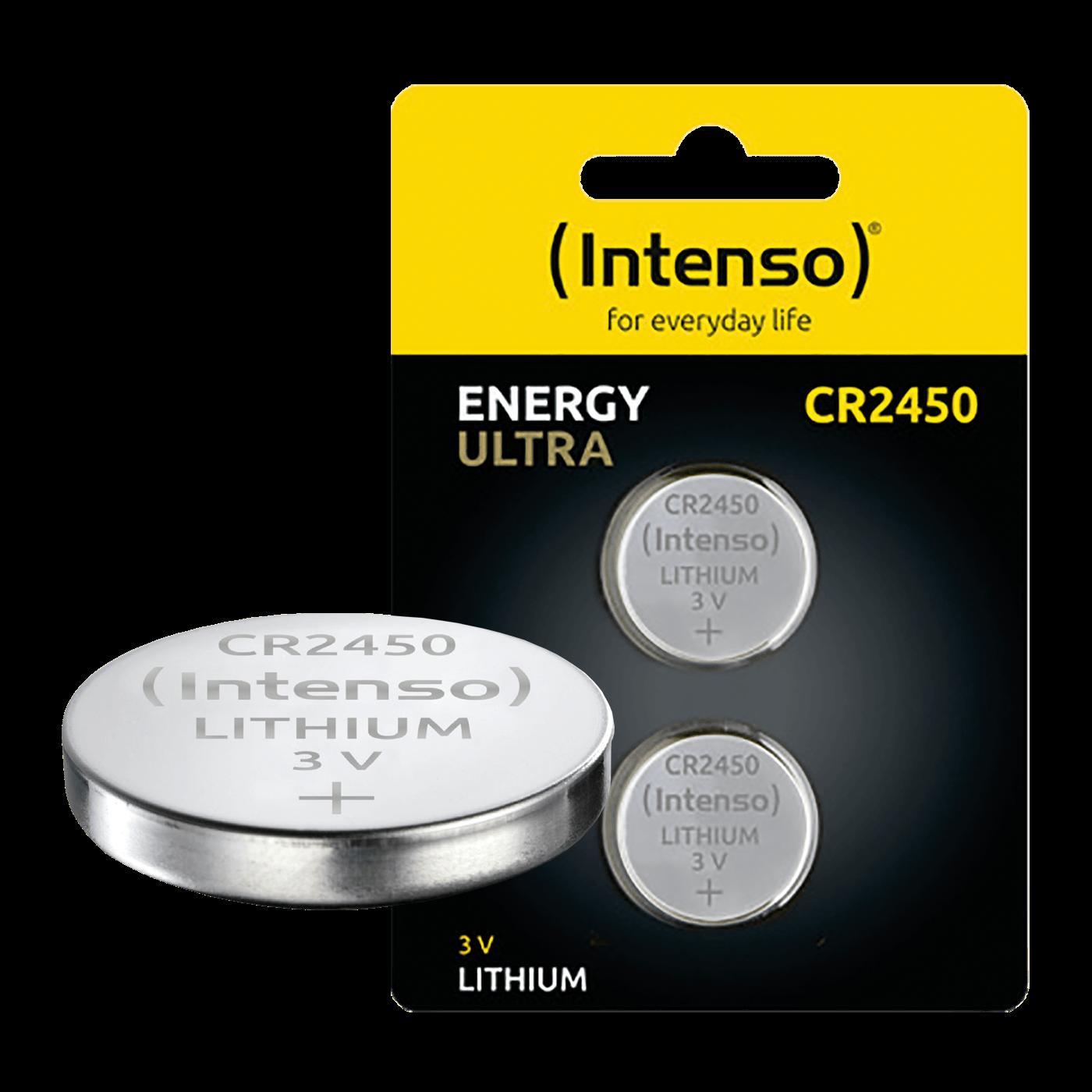 Baterija litijska, CR2450/2, 3 V, dugmasta, blister  2 kom