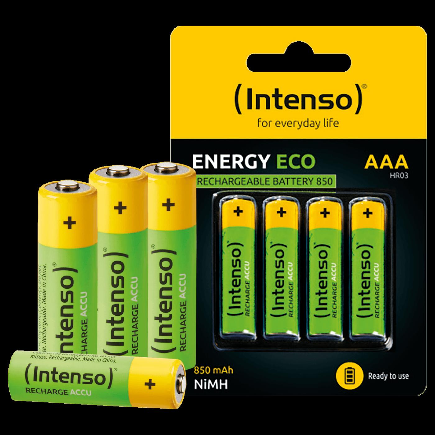 Baterija punjiva AAA / HR03, 850 mAh, blister 4 kom