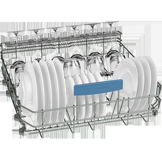 Ugradbena  mašina za suđe, 14 kompleta , 4 programa,