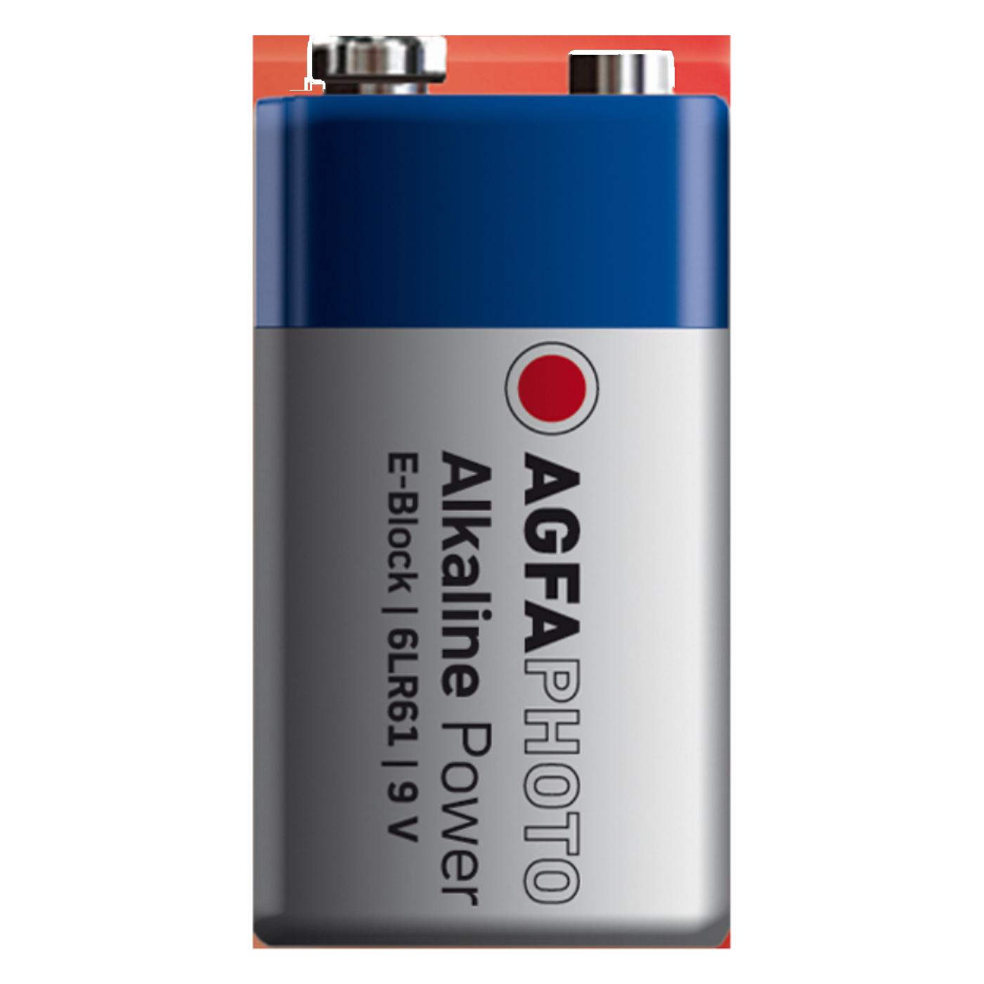 Baterija alkalna 6LR61, 9V, blister pak. 1 kom