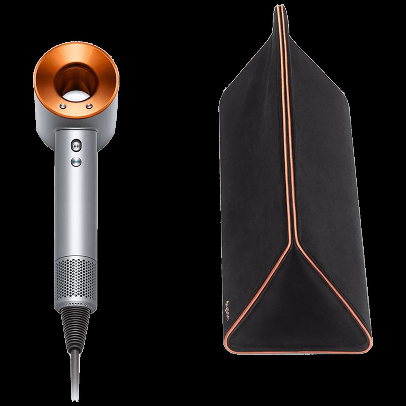 Fen za kosu + kožna torbica, HD03