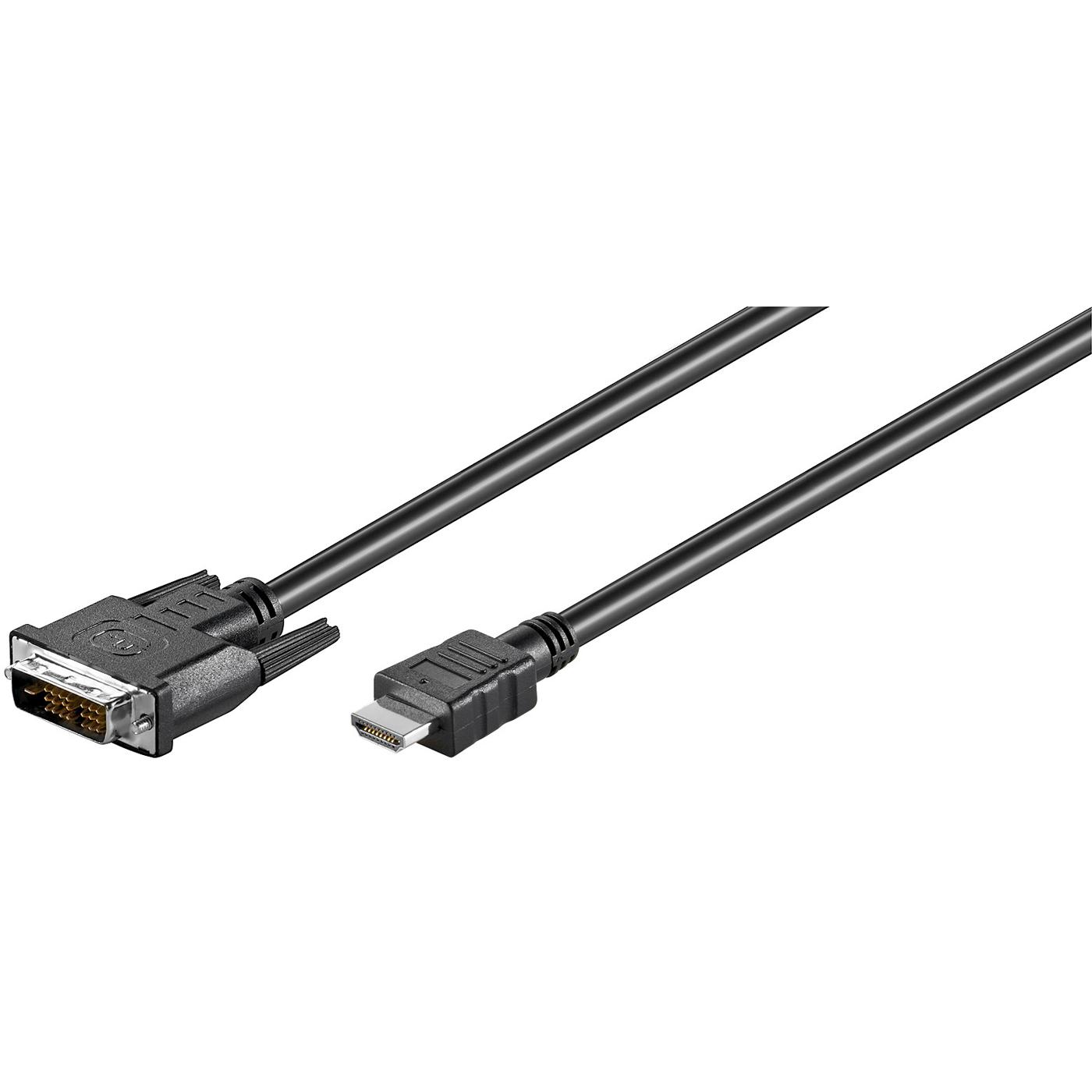HDMI na DVI kabl, 2.5 met, ver. 1.4