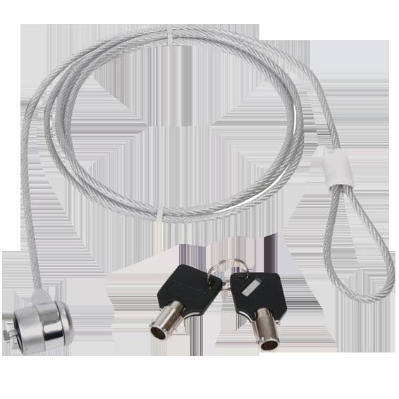 Zaštitni kabl / sajla za laptop sa ključem