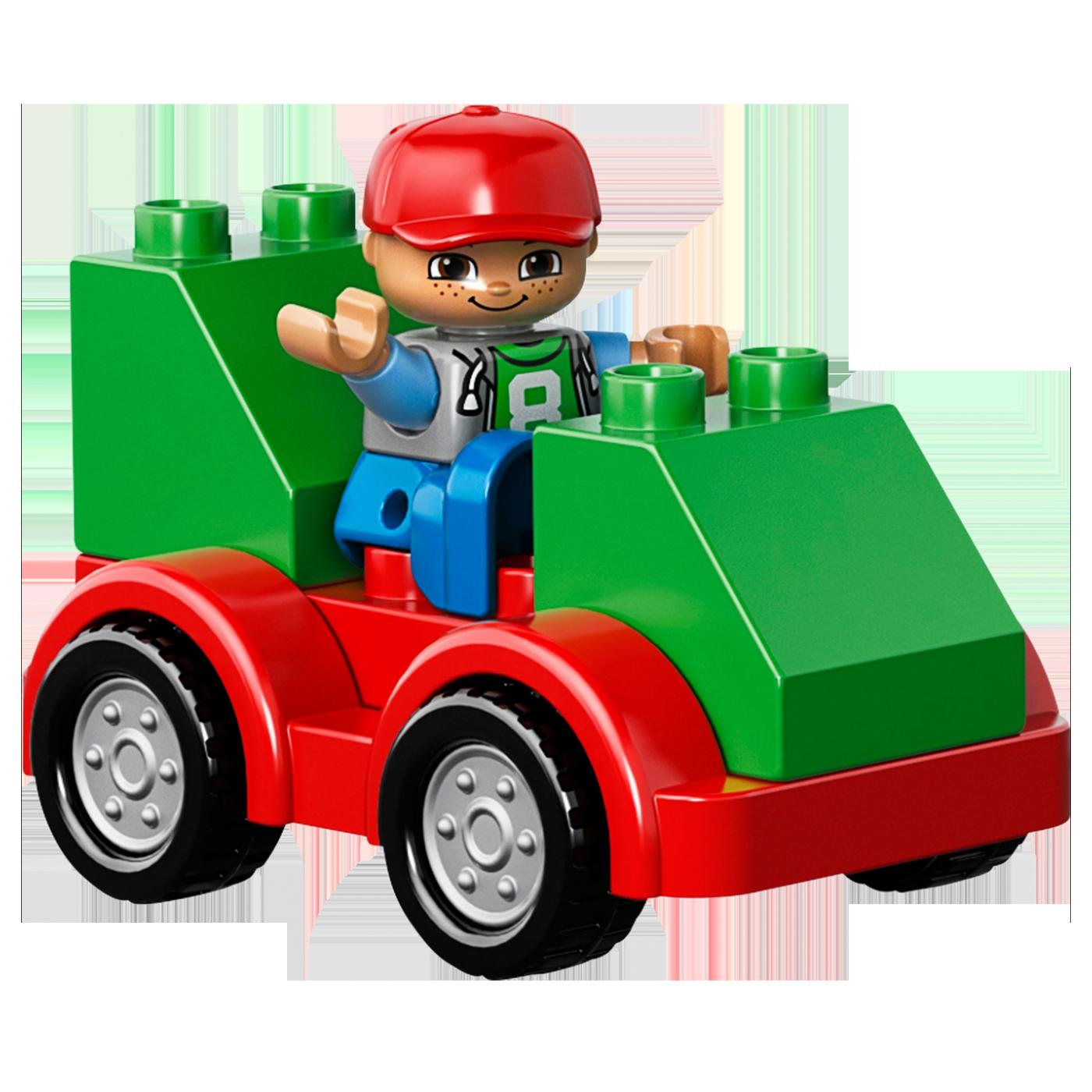 Zelena kutija sve u 1, LEGO Duplo