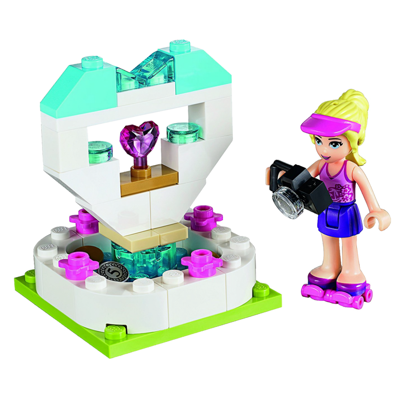 Fontana želja, LEGO Polybags