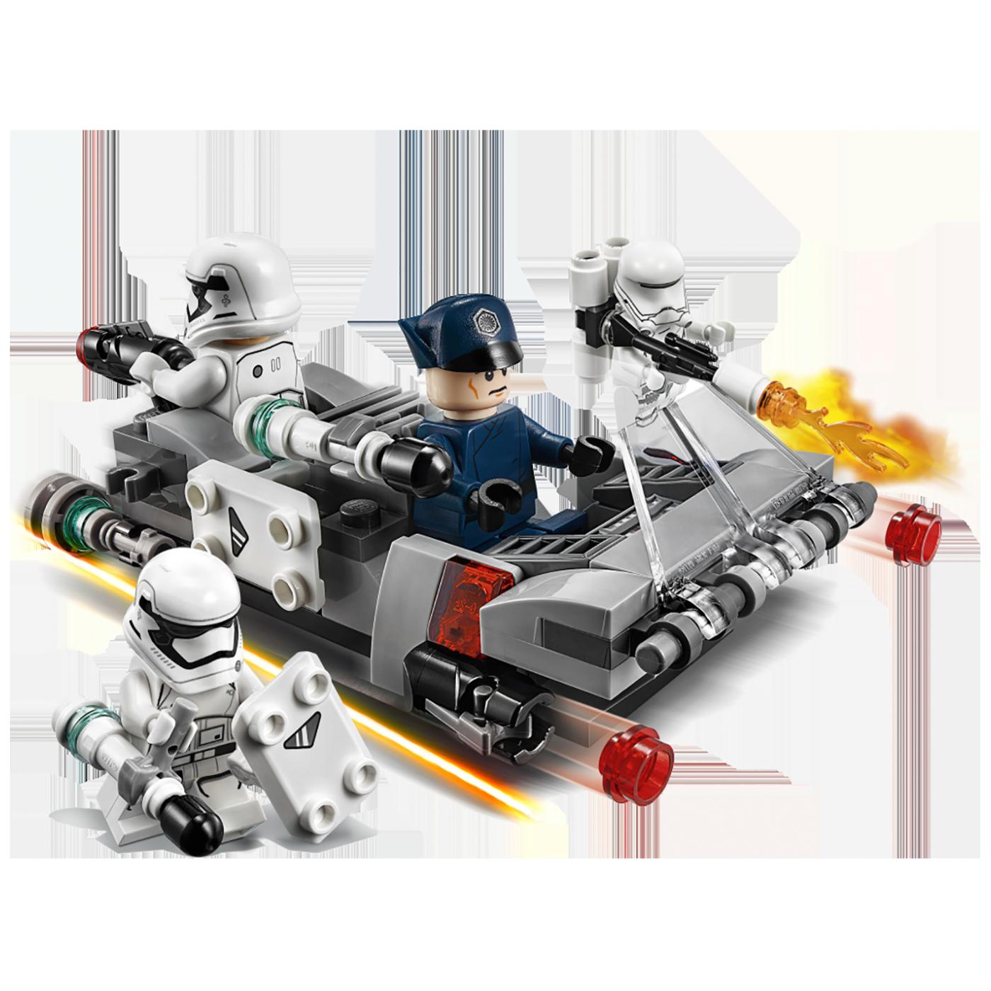 Transportni jurišnik Prvog reda, LEGO Star Wars