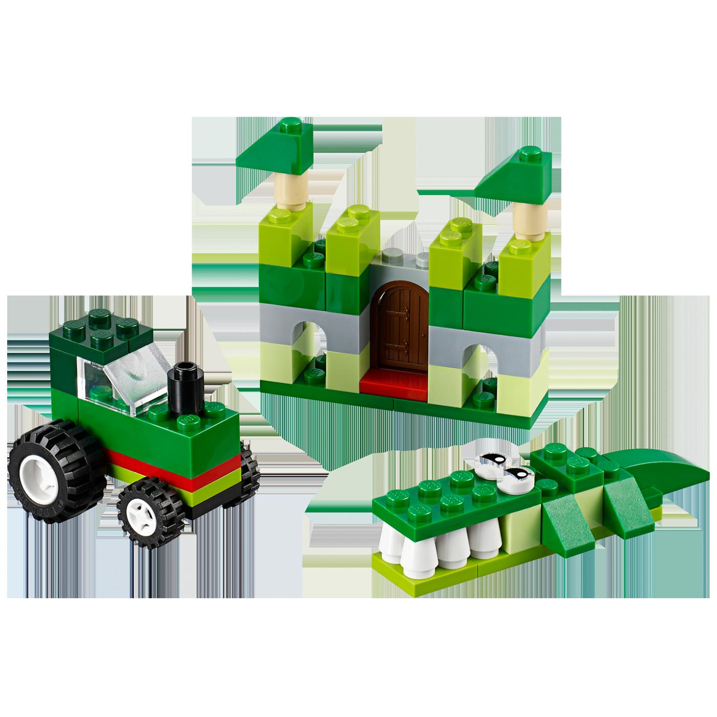 Zelena kutija kreativnosti, LEGO Classic