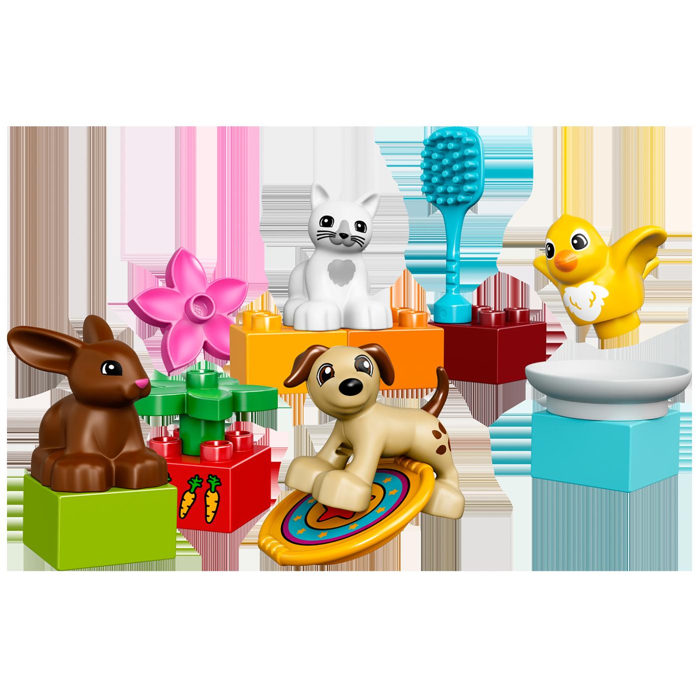 Kućni ljubimci, LEGO Duplo