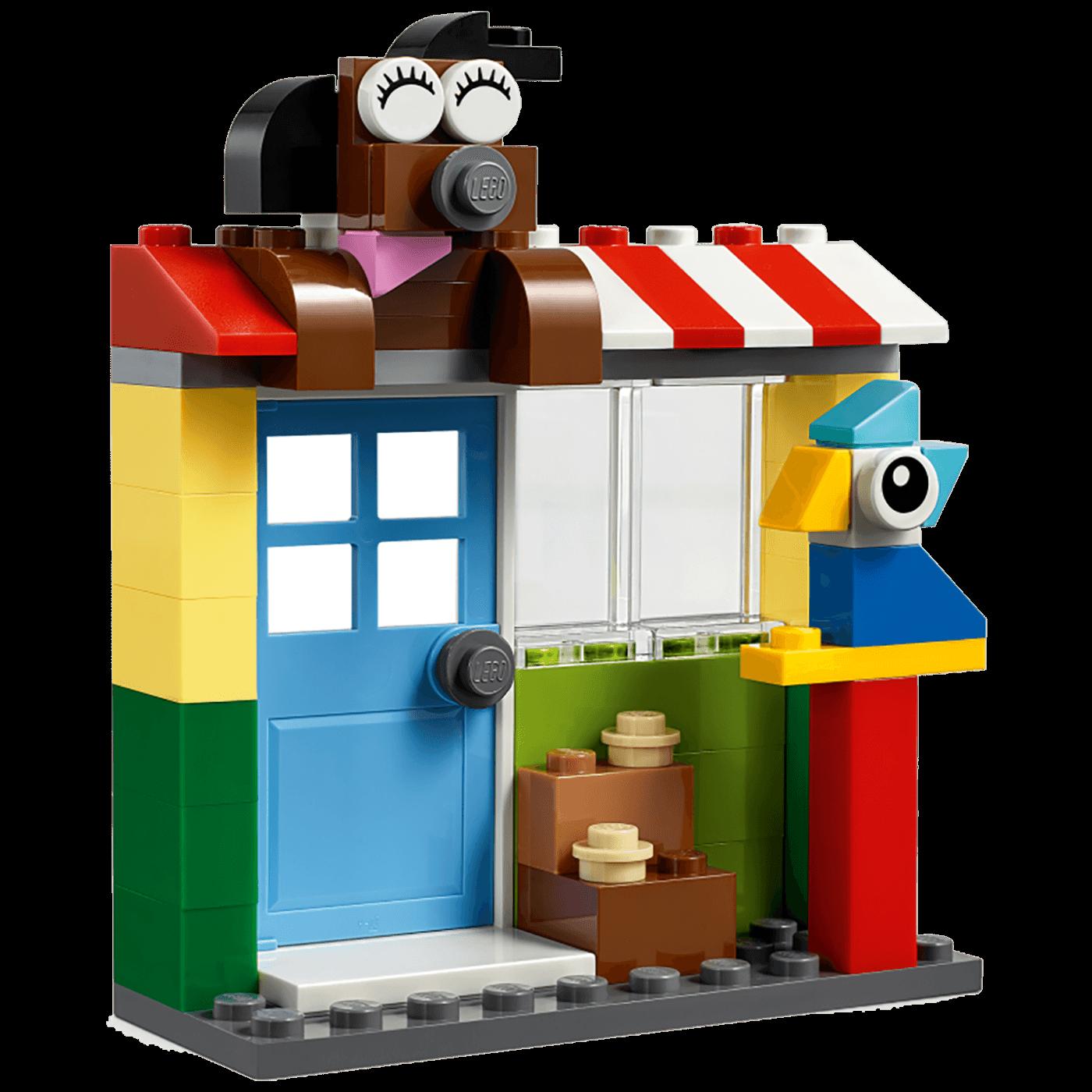 Kockice i oči, LEGO Classic