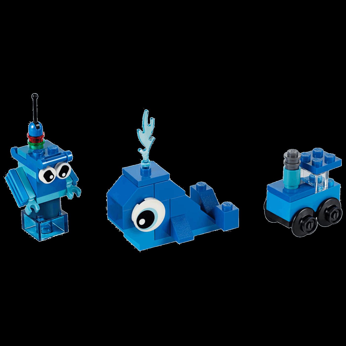 Kreativne plave kockice, Lego Classic