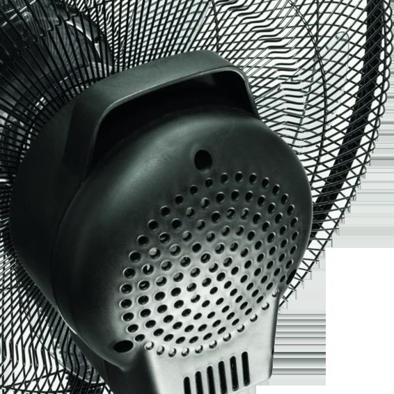 Ventilator sa raspršivačem vode, daljinski upravljač,90W