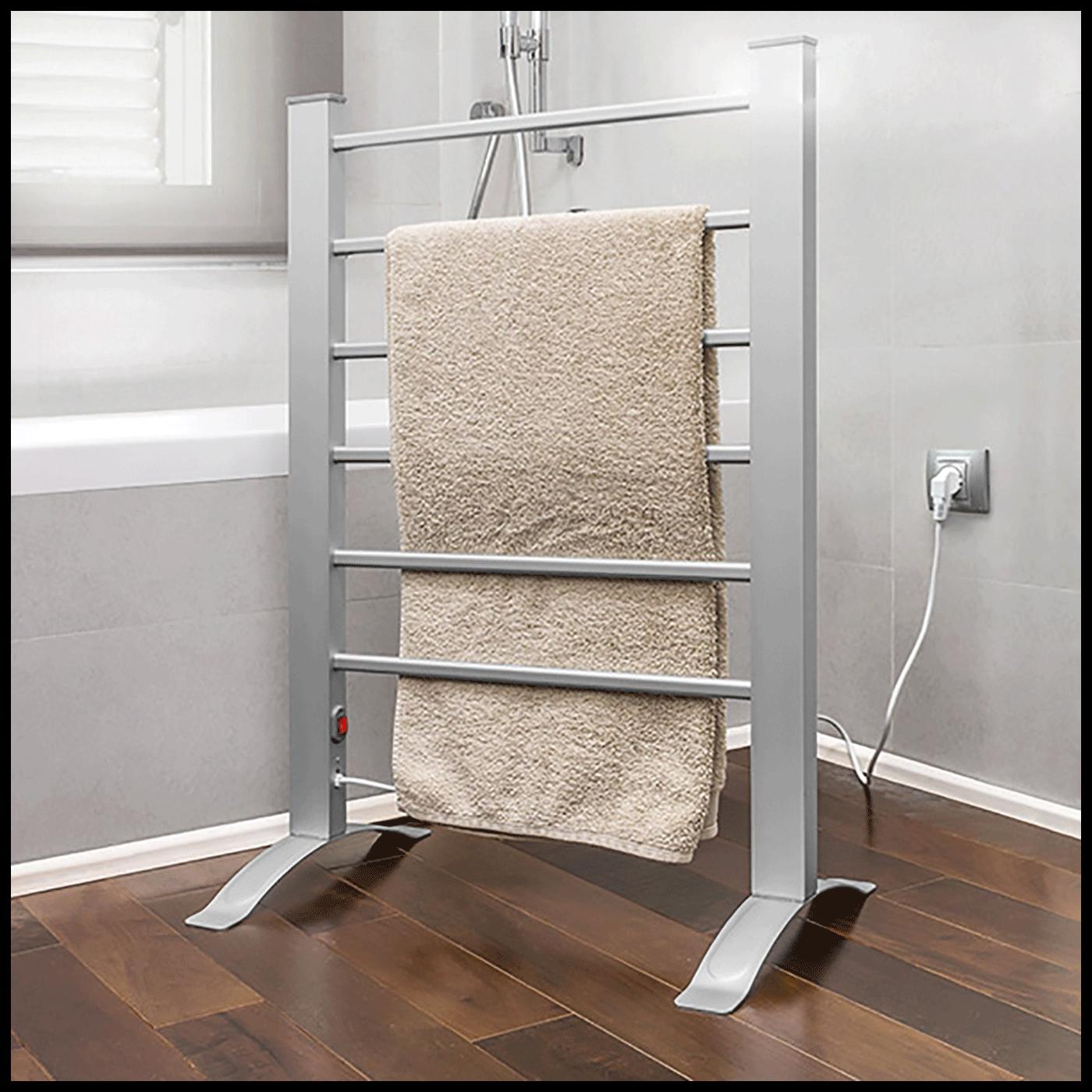 Sušilo za ručnike, električno, 100W