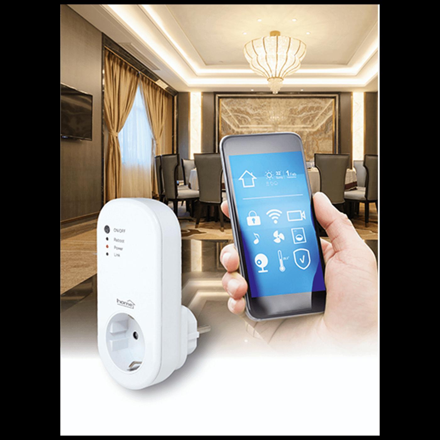 Utičnica, Smart, WiFi, 433.92 MHz