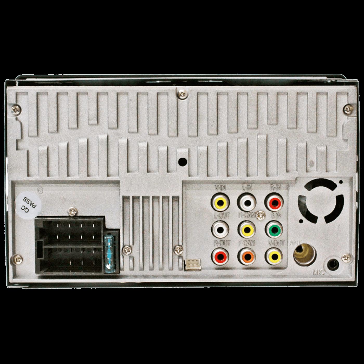 Auto radio , 4 x 50 W, 7.0