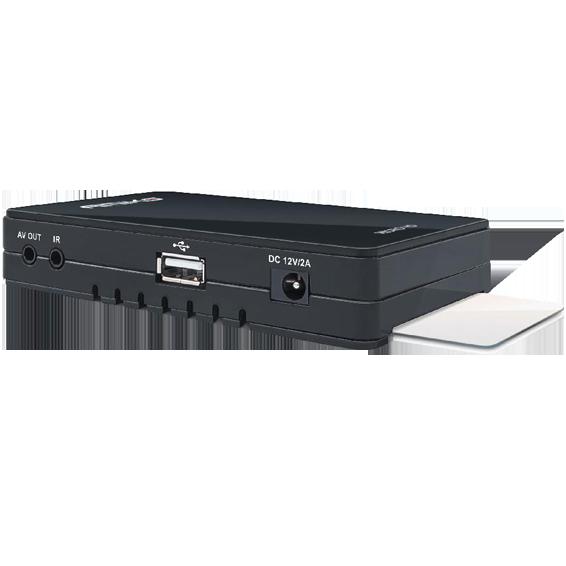 Micro HD Black