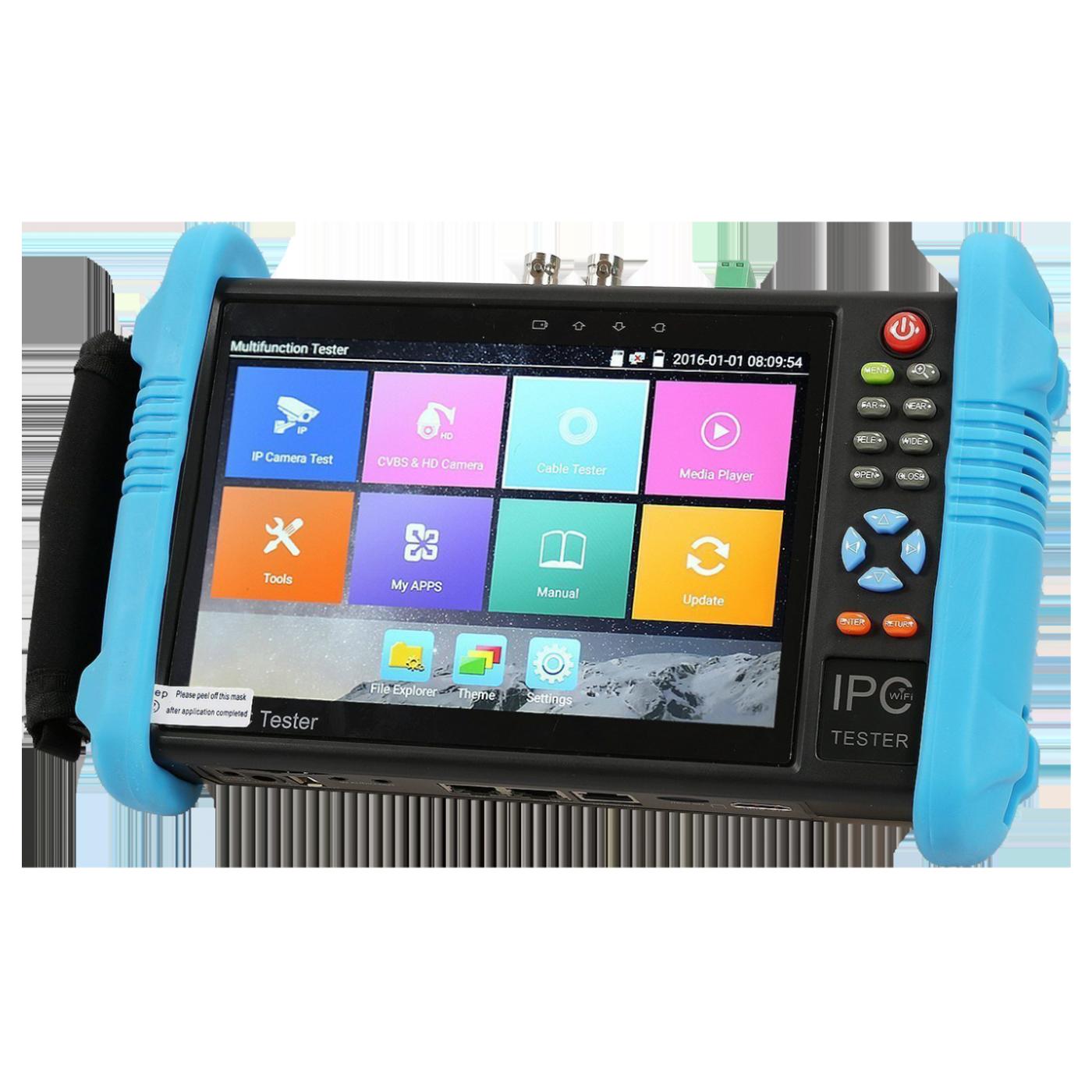 Tester Android za IP i analogne video kamere