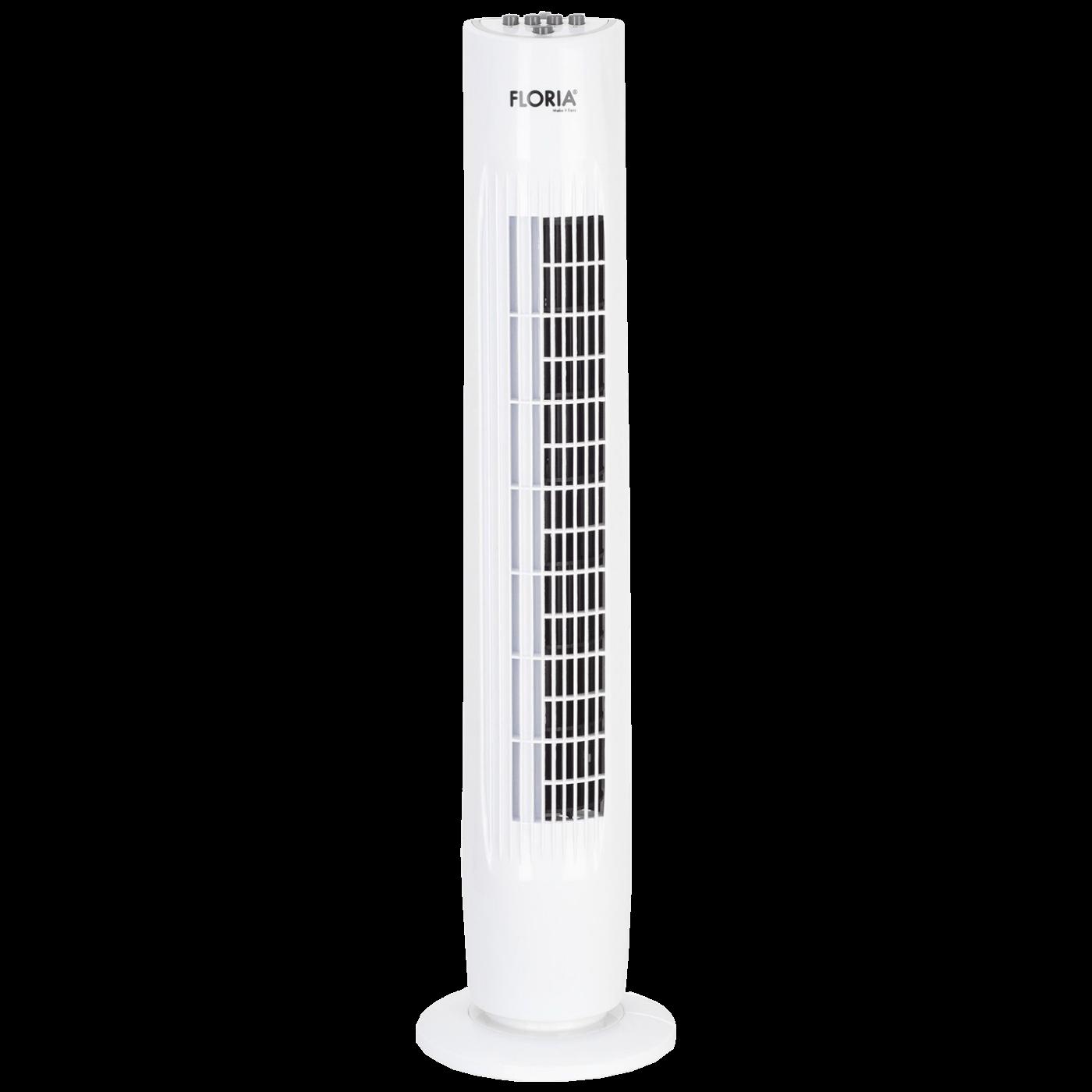 Ventilator stupni, 3 brzine, 45 W, 75 cm, ±80°
