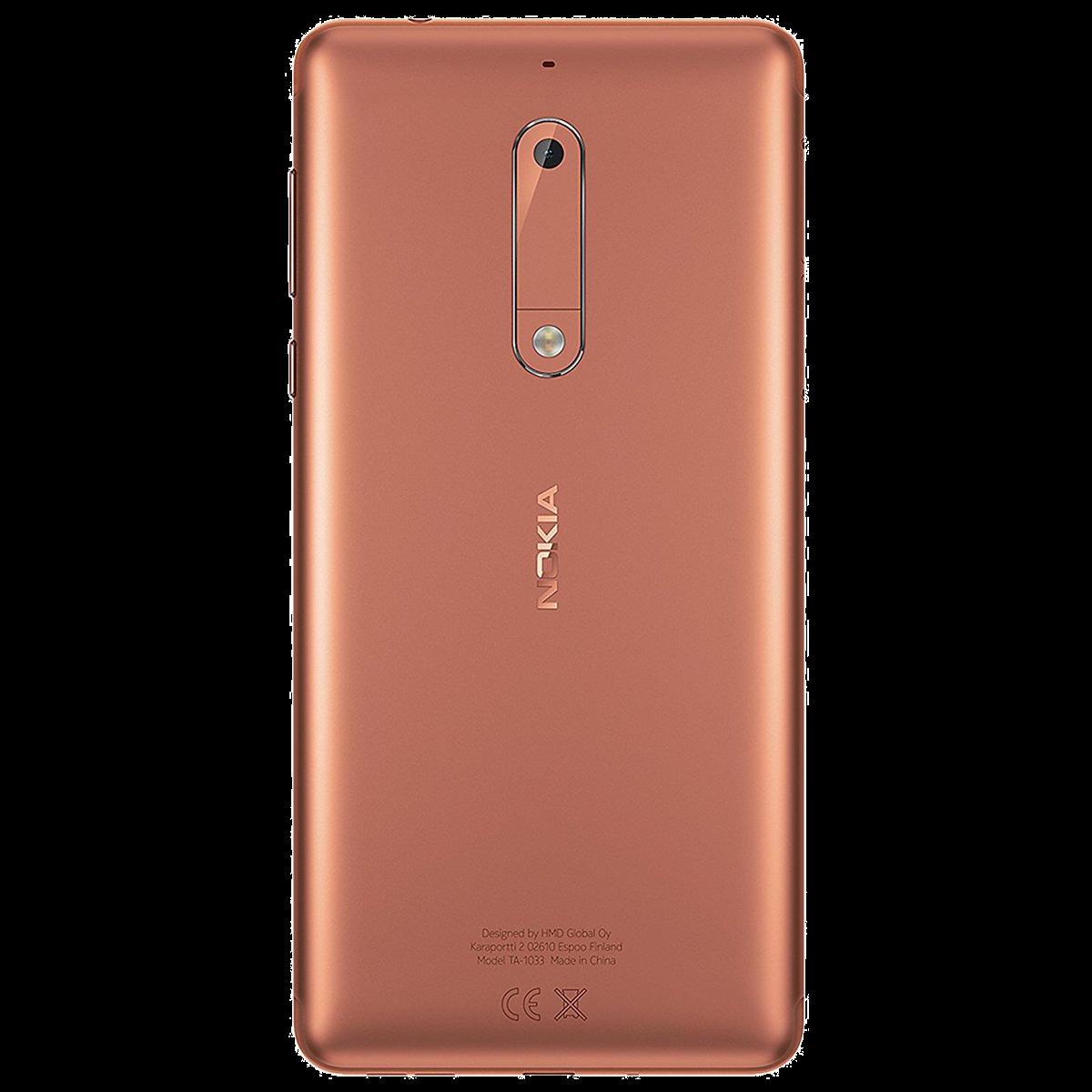 Nokia 5 DS Copper