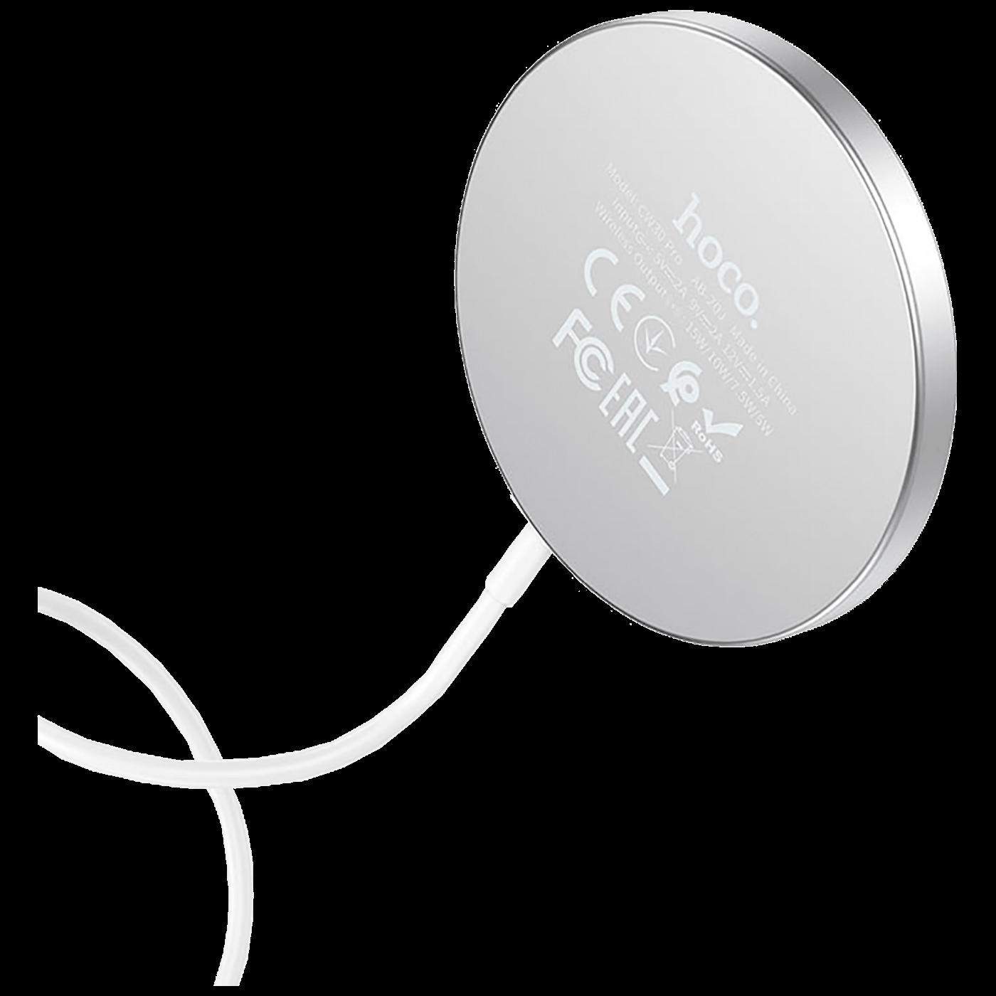 Punjač bežični, univerzalni, smartphone, TWS slušalice, 15 W