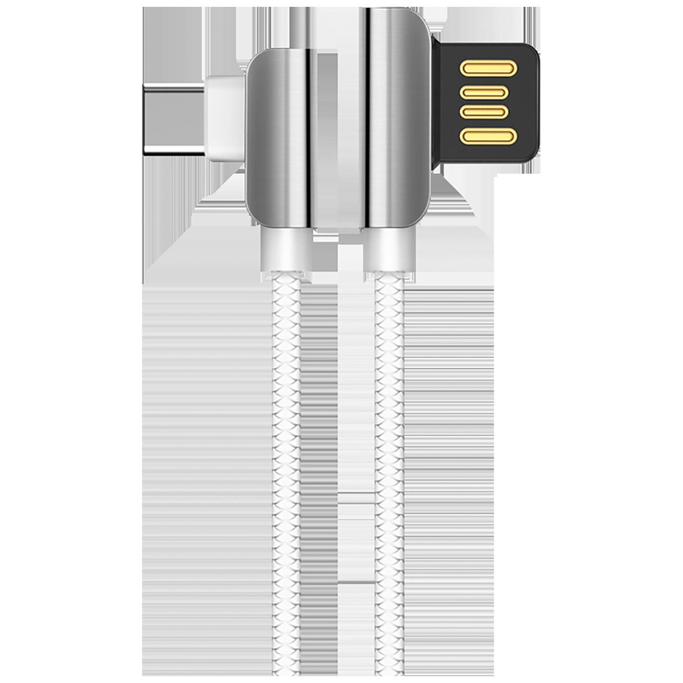 USB kabl za smartphone, USB type C, 1.2 met., 2.4 A, bijela