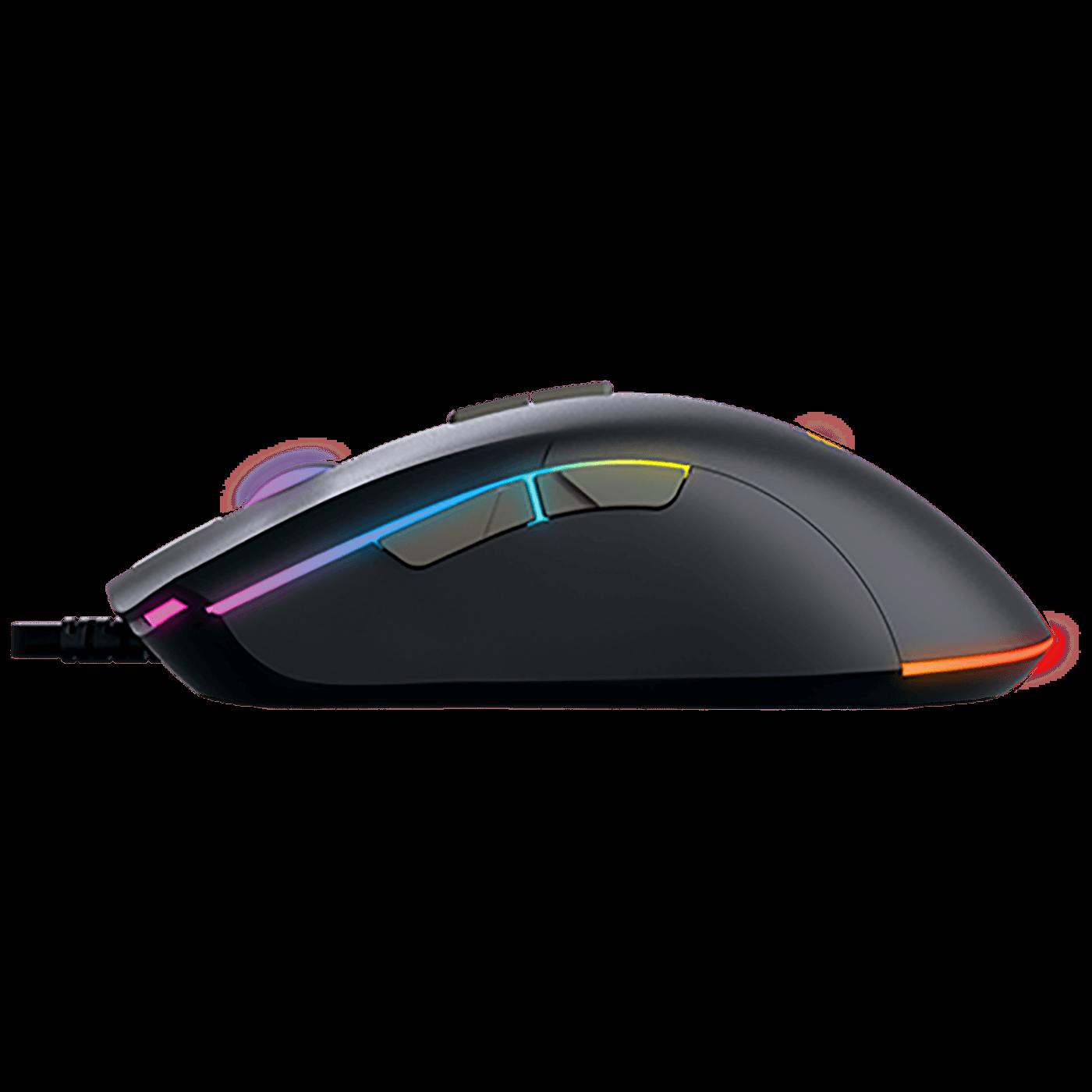Miš optički, gaming, 10 000 dpi, USB