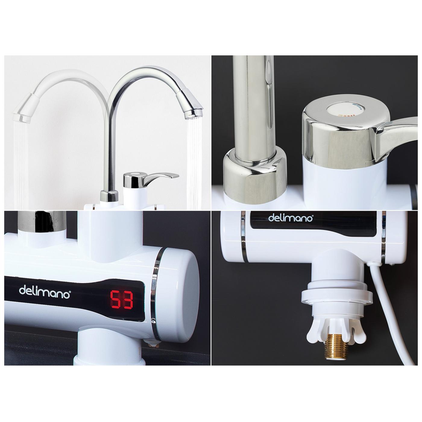 Instant česma i protočni bojler za brzo zag.vode, PRO