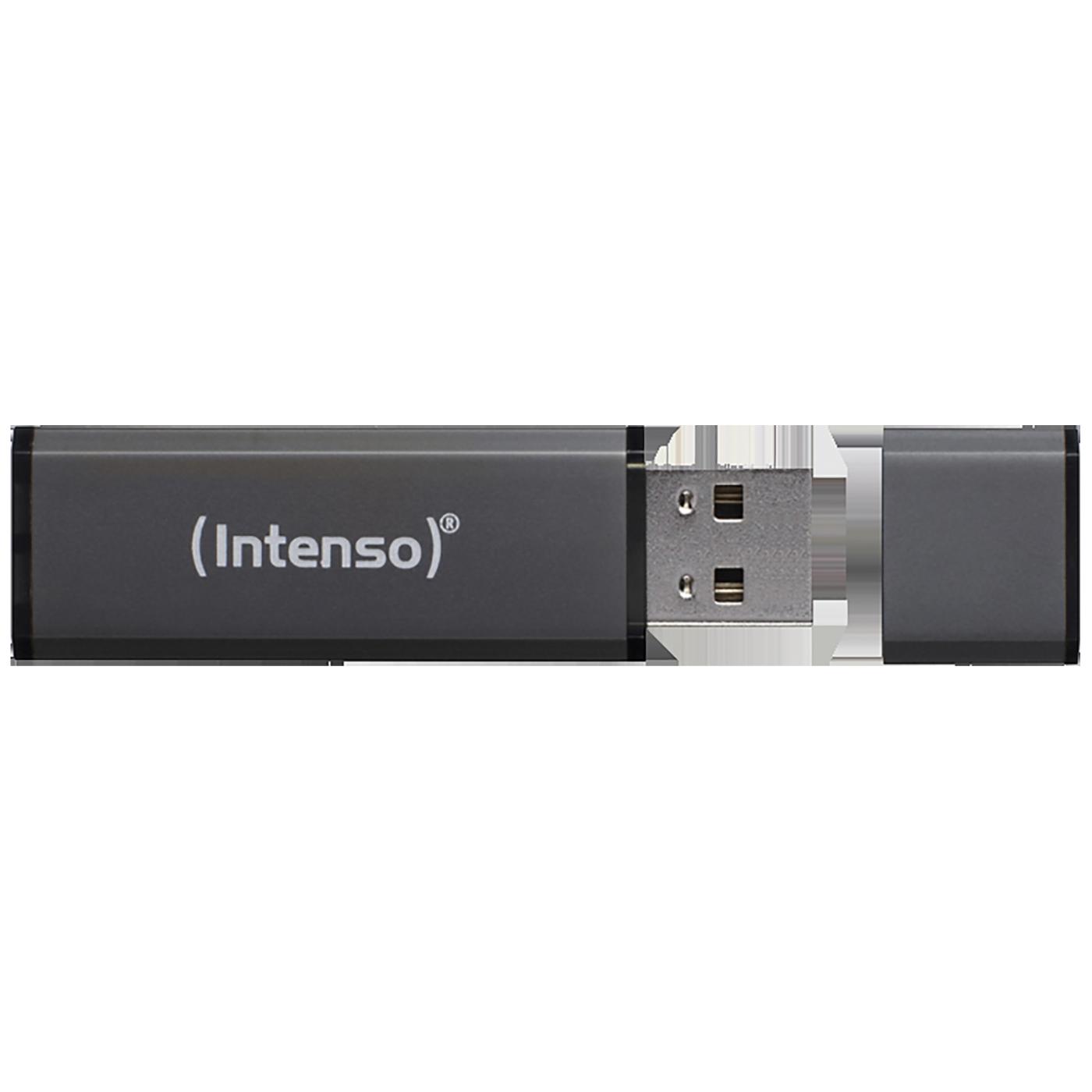 BULK USB2.0-64GB/Alu-a