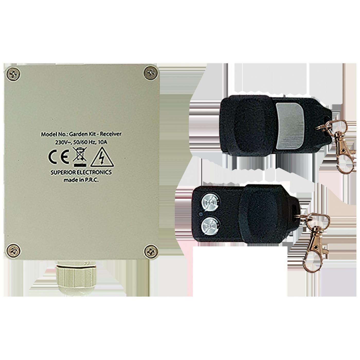 Set za daljinsko upravljanje, 2 kanala, 2RC-a, 433 MHz