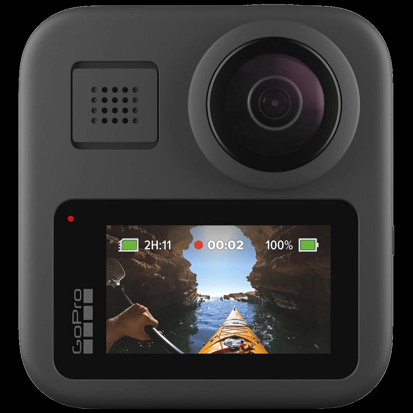 GoPro, akcijska kamera, MAX 360