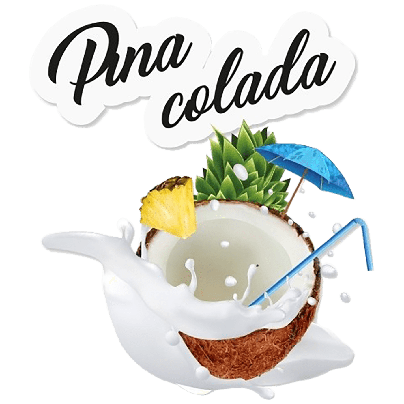 Tekućina za e-cigarete, PINA COLADA 30 ml, 4.5 mg