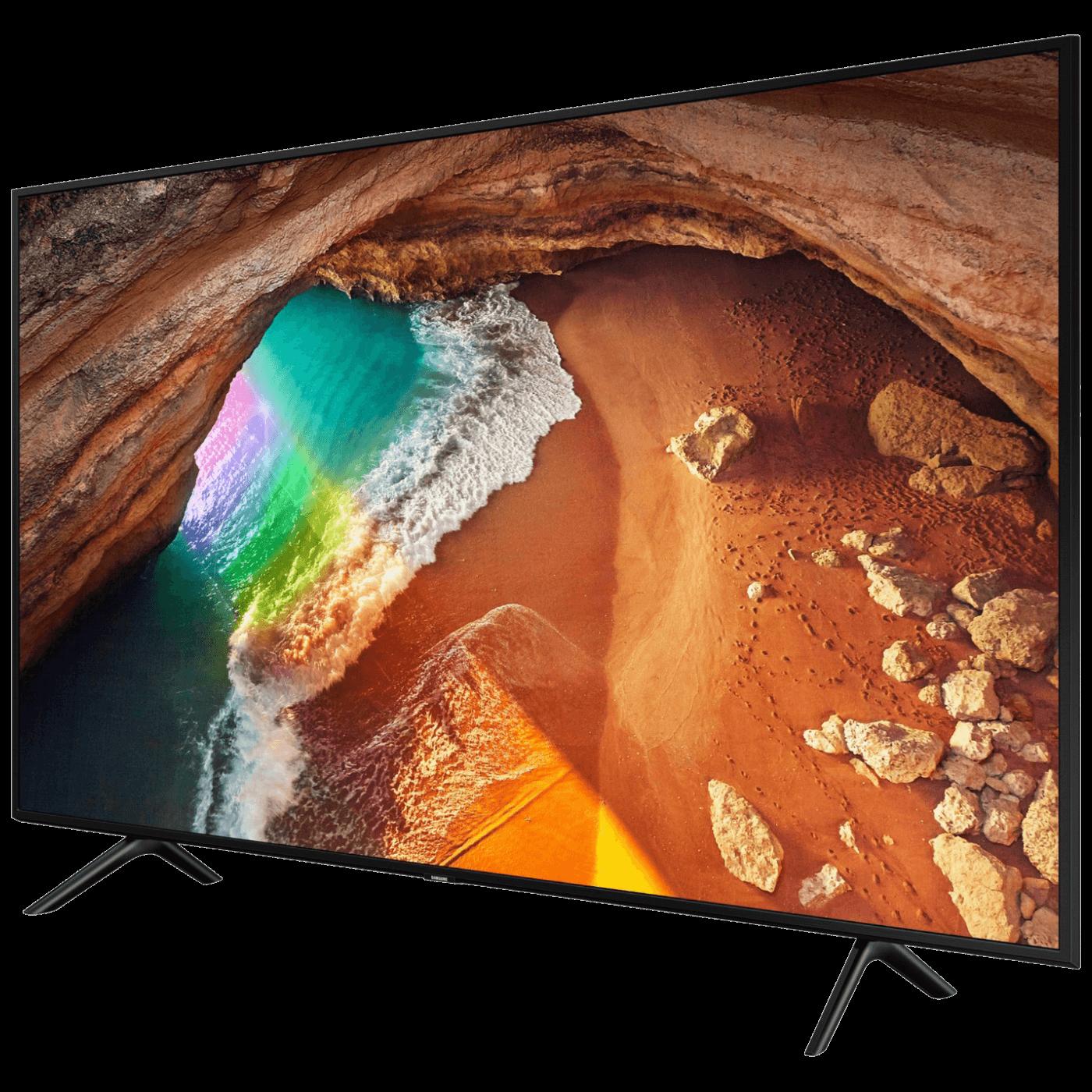 Smart 4K QLED TV 55