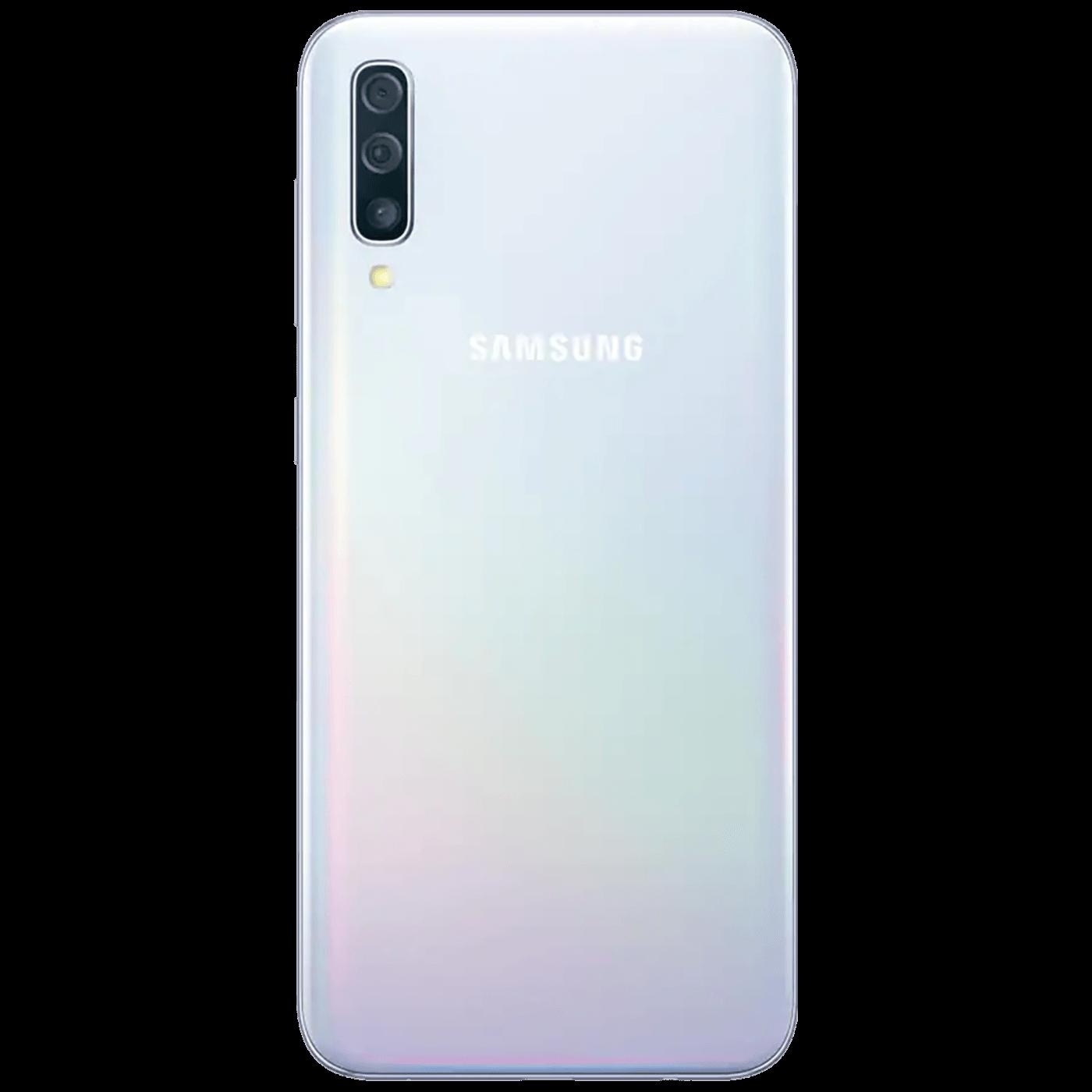 Galaxy A50 White